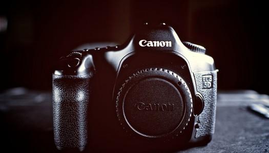 Canon EOS 5D – A Professional Camera